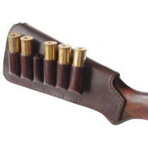 Патронташ на приклад на 6 патронов 12-16к.