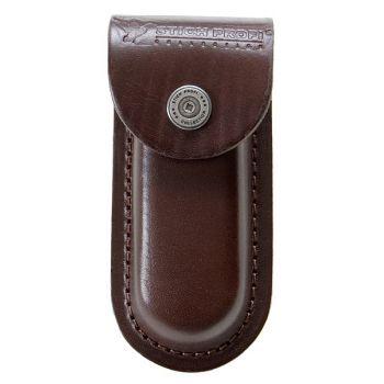 Чехол под перочинный нож № 63 Большой (складной) 110мм*40мм*25мм