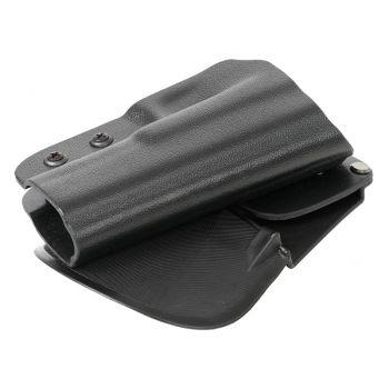 Кобура пластиковая под глок 17 (модель №24)