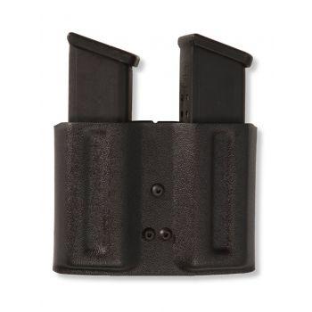 Купить паучер двойной пластиковый с креплением Tek-Lock (Размер №4) Вектор, Glock 17