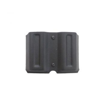 Купить паучер двойной пластиковый с поясным креплением (Размер №4) Вектор, Glock 17