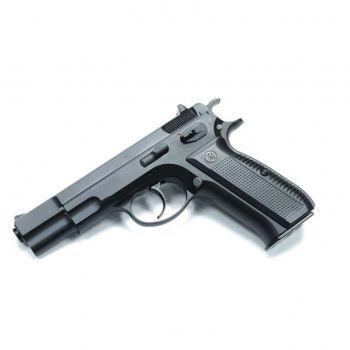 Купить пистолет KJW CZ75 Black (KP-09 Green gas GP430)