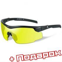 Баллистические очки REMINGTON Platinum RE102. Цвет линз: Yellow + сухой паек ИРП-МГ