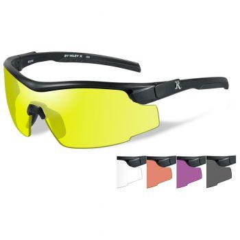Баллистические очки REMINGTON Platinum RE105. Набор из пяти линз