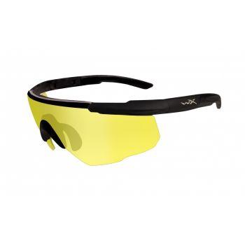 Баллистические очки WX SABER ADVANCED 300. Линзы: Yellow