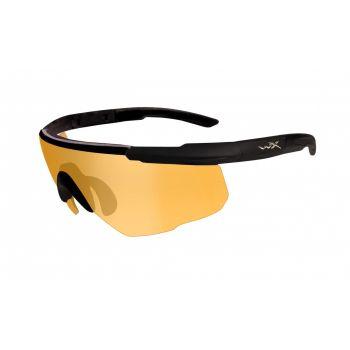 Баллистические очки WX SABER ADVANCED 301. Линзы: Light Rust