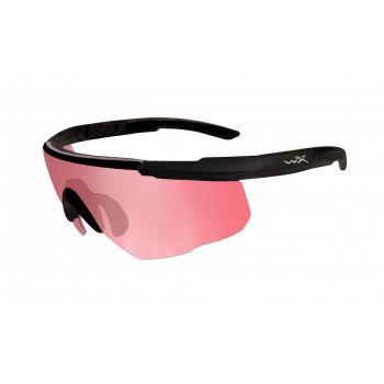 Баллистические очки WX SABER ADVANCED 304. Линзы: Vermillion