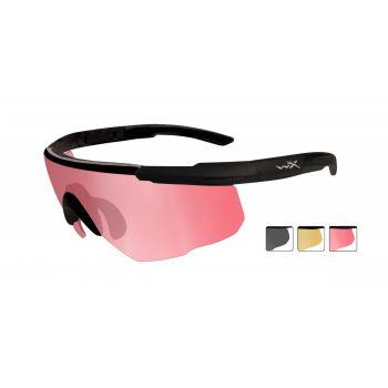 Баллистические очки WX SABER ADVANCED 309. Набор линз