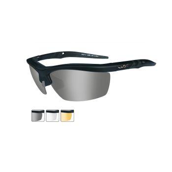 Баллистические очки WX GUARD 4006. Линзы: Smoke/Clear/Light Rust