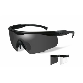 Баллистические очки WX ROGUE 2801. Линзы: Smoke/Clear