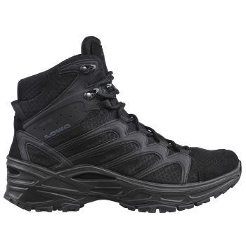 Ботинки тактические LOWA Innox GTX MID TF Цвет: Black