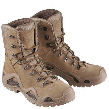 Ботинки тактические LOWA Z-8S GTX Цвет: Coyote