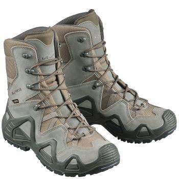 Ботинки тактические LOWA Zephyr GTX HI TF Цвет: Sage