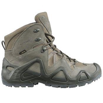 Ботинки тактические LOWA Zephyr GTX MID TF Цвет: SAGE