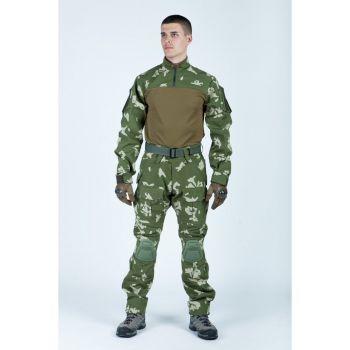 Боевая рубашка GIENA Tactics тип 1 Цвет: Березка серая купить