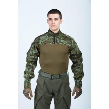Боевая рубашка GIENA Tactics тип 1 Цвет: Пограничник купить