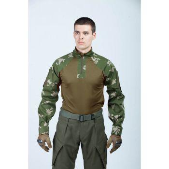 Боевая рубашка GIENA Tactics тип 2 Цвет: Березка серая купить