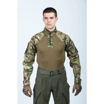 Боевая рубашка GIENA Tactics тип 2 Цвет: Мультикам купить