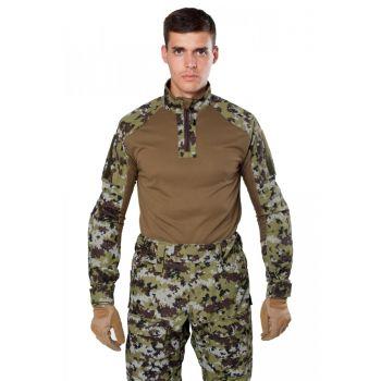 Боевая рубашка GIENA Tactics Raptor Цвет: Пограничник купить
