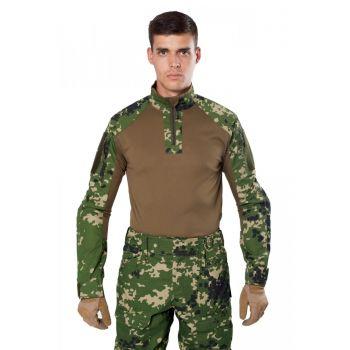Боевая рубашка GIENA Tactics Raptor Цвет: Флек-Д купить