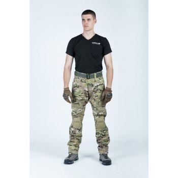 Купить брюки GIENA Tactics боевые GC Цвет: Мультикам