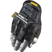 Перчатки Mechanix M-Pact Fingerless Black (MFL-55)