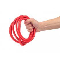 Трубчатый эспандер 3м сильная нагрузка ( красная)
