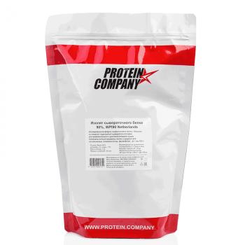 Native whey protein isolate 90% / Изолят / Порошок / 40 порций / 1 000 грамм / вкус натуральный