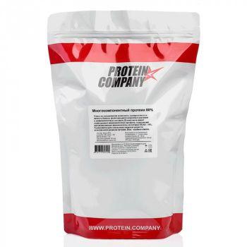 Multicomponent protein / Мультипротеин / Порошок / 40 порций / 1 000 грамм / вкус клубника-сливки
