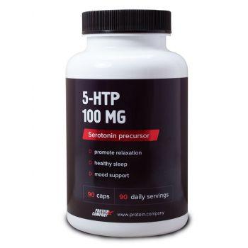 5-htp 100 mg / 5-гидрокситриптофан / Капсулы / 90 порций / 90 капсул