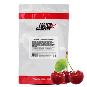 BCAA 2:1:1 / БЦАА / Порошок / 50 порций / 250 грамм / вкус вишня