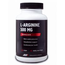 L-Arginine 750 mg / Аргинин / Капсулы / 30 порций / 90 капсул