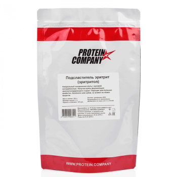 Erythritol / Эритрит / Порошок / 50 порций / 250 грамм / вкус натуральный