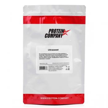 Ultrasweet / Подсластитель / Порошок / 100 порций / 250 грамм / вкус натуральный