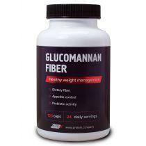 Glucomannan fiber / Глюкоманнан / Капсулы / 30 порций / 120 капсул