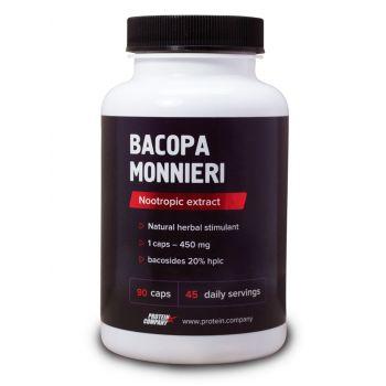Bacopa monnieri / Экстракт бакопа монье / Капсулы / 45 порций / 90 капсул