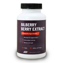 Bilberry berry extract / Экстракт черники / Капсулы / 90 порций / 90 капсул