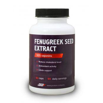 Fenugreek seed extract / Экстракт пажитника / Капсулы / 90 порций / 90 капсул
