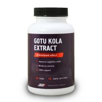 Gotu kola extract / Экстракт готу кола / Капсулы / 45 порций / 90 капсул