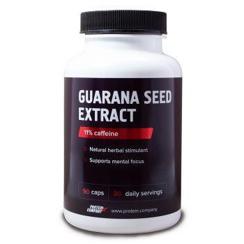 Guarana seed extract / Экстракт гуараны / Капсулы / 90 порций / 90 капсул