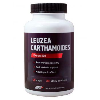 Leuzea carthamoides / Экстракт левзеи 5:1 / Капсулы / 45 порций / 90 капсул