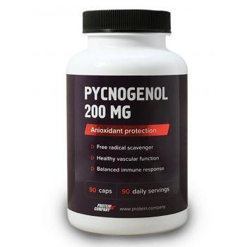 Pycnogenol 200 mg / Пикногенол / Капсулы / 90 порций / 90 капсул