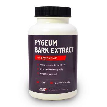 Pygeum bark extract / Экстракт коры пиджеума / Капсулы / 45 порций / 90 капсул