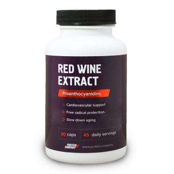 Red wine extract / Экстракт красного вина / Капсулы / 45 порций / 90 капсул