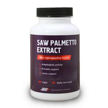 Saw palmetto extract / Экстракт со пальметто / Капсулы / 90 порций / 90 капсул