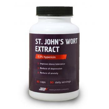 St. John's Wort extract / Экстракт зверобоя / Капсулы / 90 порций / 90 капсул
