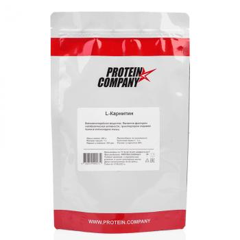 L-Carnitine base / Карнитин база / Порошок / 222 порций / 200 грамм / вкус натуральный