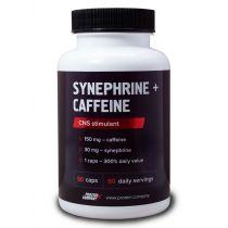 Synephrine + caffeine / Синефрин + кофеин / Капсулы / 90 порций / 90 капсул