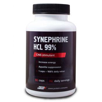 Synephrine hcl 99% / Синефрина гидрохлорид / Капсулы / 90 порций / 90 капсул