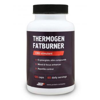 Thermogen fatburner / Жиросжигатель / Капсулы / 60 порций / 120 капсул